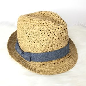 Target Paper Trilby Fedora Hat
